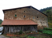 Rehabilitación de cubierta de caserío en Ataun